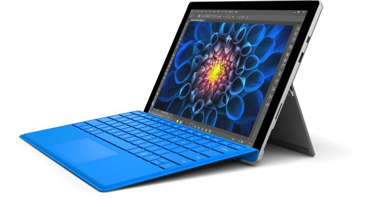 Surface Pro4/ iPhone Xの顔認証