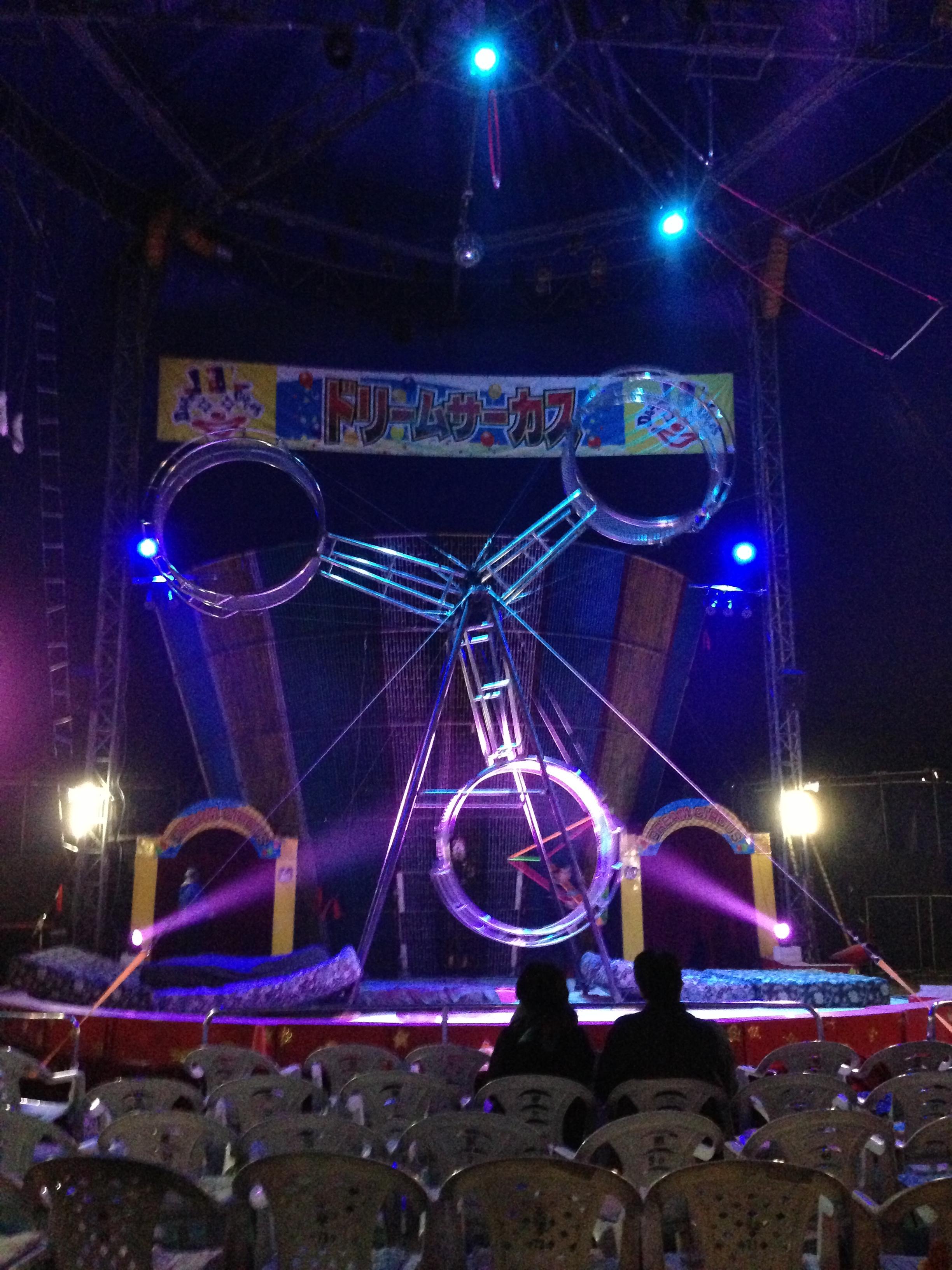 ハッピードリームサーカス 子供も大人も楽しめるイベントの演目は?団員構成、会場チケット情報、団員たちの生活は?