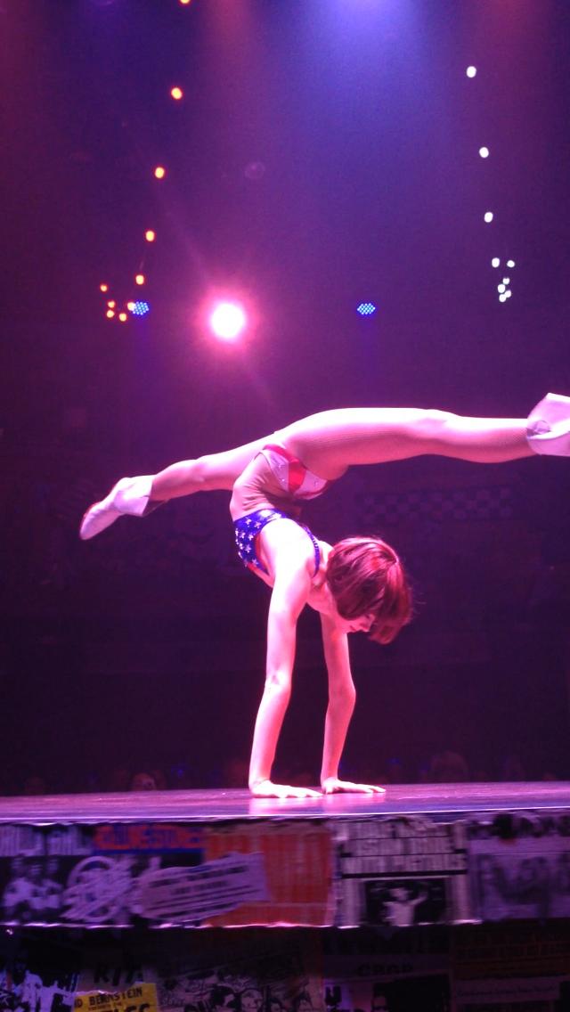 【2014】エンパイア/Empire Dark Cirqueは穴場の超パフォーマンス@品川プリンスホテル Club EX