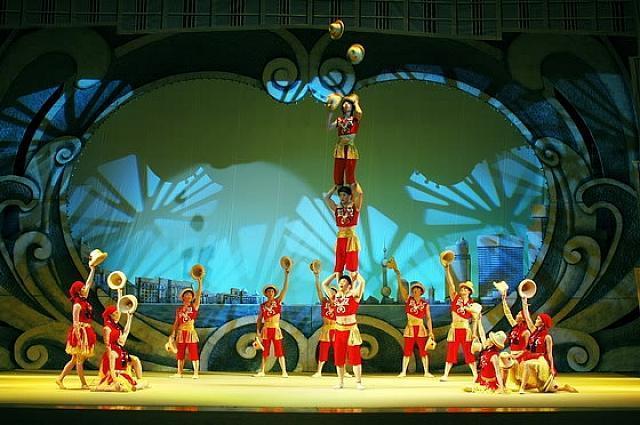 上海雑技団、世界最強の人間パフォーマンス集団を観てきました。その感想は?シルクドゥソレイユや他のサーカスとの違いは?