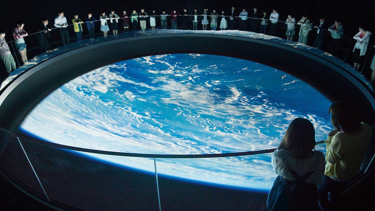 TenQ、最新施設の感想、口コミは?最新の宇宙ミュージアムで脱出ゲーム。@東京ドームシティ
