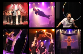 【2015】GYMNASTIC ART FESTA in the dream vol.1 「 DOOR 」体操選手たちの祭典@舞浜アンフィシアター