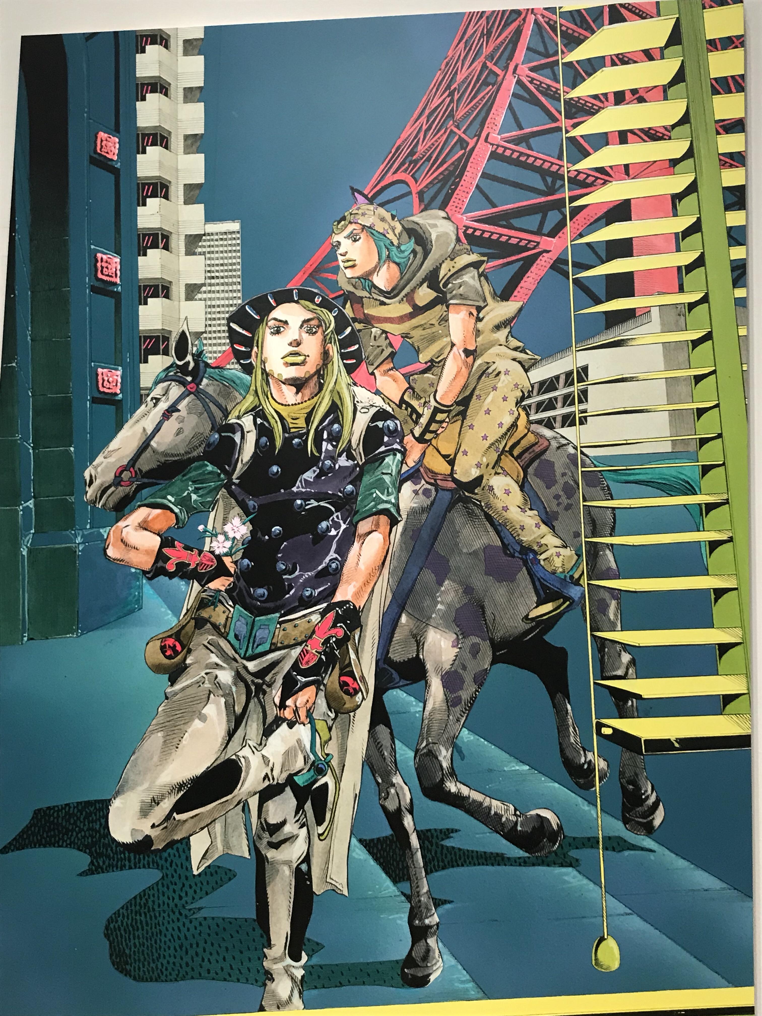 【2019-2020】荒木飛呂彦原画展 ジョジョの奇妙な冒険 長崎、金沢でも開催!感想 口コミ 過去公演ネタバレあり@長崎美術館