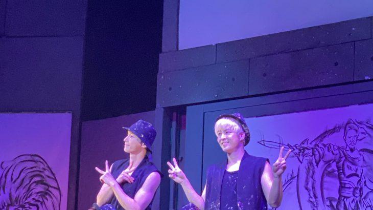 【2019】Painters hero 行ってきました。@韓国常設公演